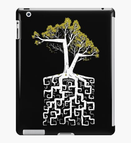 biology physician iPad Case/Skin