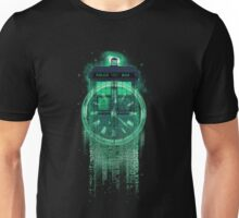 Through time and dimensions Unisex T-Shirt