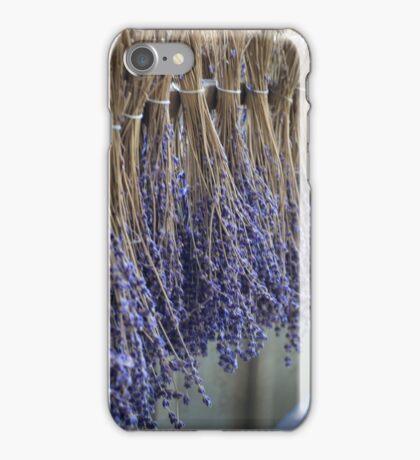 dried lavendar  iPhone Case/Skin
