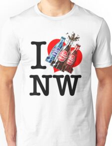 I Love Nuka World Unisex T-Shirt