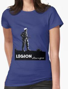 Foreign Legion Womens Fitted T-Shirt