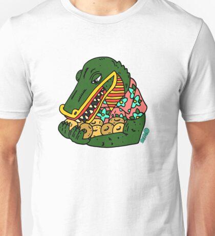 bagel gator Unisex T-Shirt
