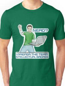 Intellectual Badass Unisex T-Shirt