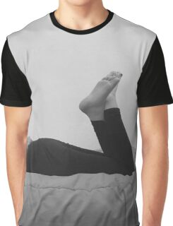 Black and White Photography Graphic T-Shirt