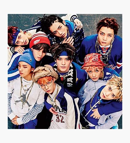 NCT - LIMITLESS Photographic Print