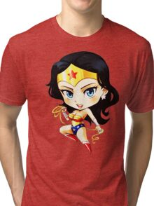 Wonder Woman Tri-blend T-Shirt
