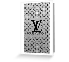 Louis Vuitton Greeting Card