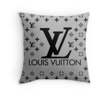 Louis Vuitton Throw Pillow