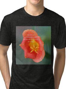 Drop in the ocean Tri-blend T-Shirt