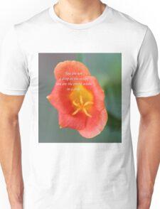 Drop in the ocean Unisex T-Shirt