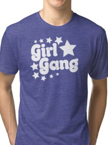 Girl Gang Star Tri-blend T-Shirt