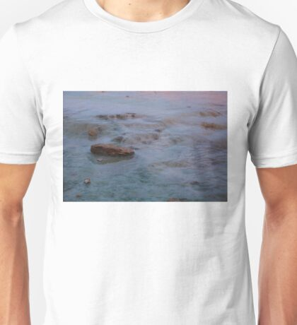 Texture of Iceland Unisex T-Shirt