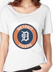 DETROIT TIGERS 001 Women's Relaxed Fit T-Shirt