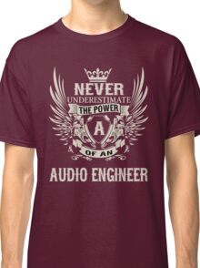 Legend of Sound Engineer Classic T-Shirt