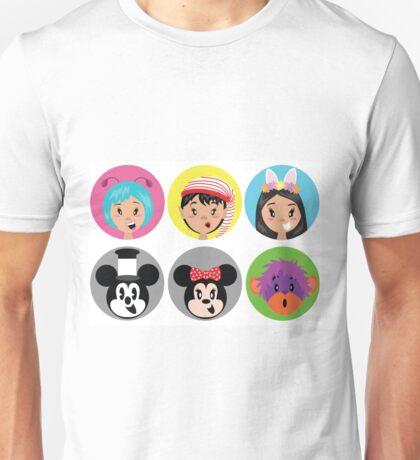 Custom Arrangment - J  Unisex T-Shirt