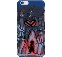 Attack on heart! iPhone Case/Skin