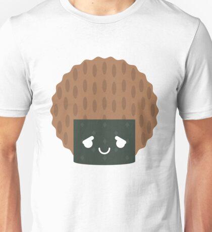Seaweed Rice Cracker Emoji Pretty Please Unisex T-Shirt