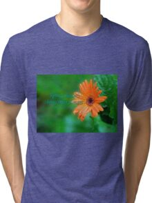 Spring showers Tri-blend T-Shirt