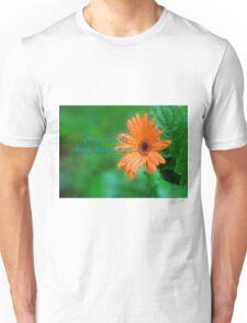 Spring showers Unisex T-Shirt