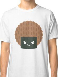 Seaweed Rice Cracker Emoji Naughty and Cheeky Classic T-Shirt