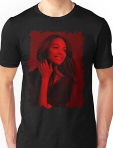 Zoe Saldana - Celebrity Unisex T-Shirt