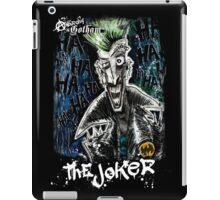 Punk Rock Joker iPad Case/Skin