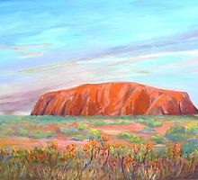 Australia in Paint by Virginia McGowan