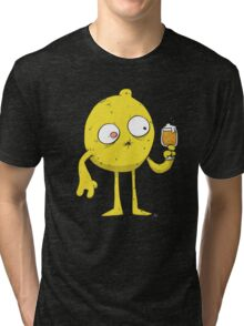 Sour Beer Monster Tri-blend T-Shirt