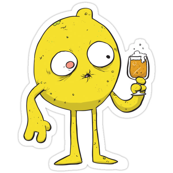 Sour Beer Monster by striffle