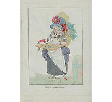 Woman of Three Estates - French Revolution - 1789 Photographic Print