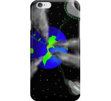 The End of the World iPhone Case/Skin