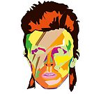 david bowie by 2piu2design