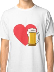 Love BEER Classic T-Shirt