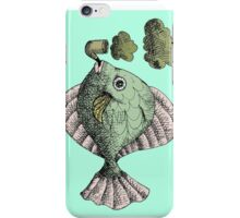 Fish Pipe iPhone Case/Skin
