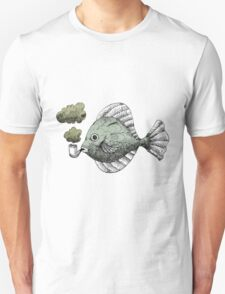 Fish Pipe Unisex T-Shirt