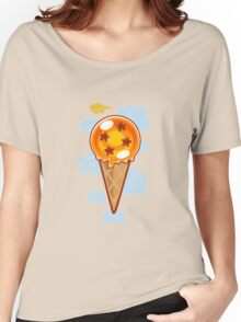 Magic Ball Ice Cream Women's Relaxed Fit T-Shirt