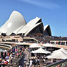 Lunch at the Opera by Steven  Agius