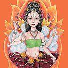 Goddess by Jellyscuds