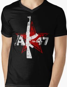 AK-47 Mens V-Neck T-Shirt