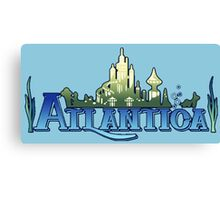 Atlantica Canvas Print