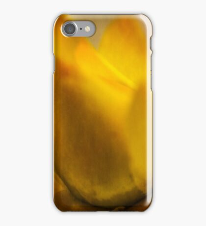 Yellow Wild Flower 3 iPhone Case/Skin