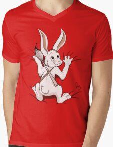 Hanging on you Mens V-Neck T-Shirt