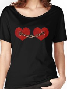Unbreakable Love Concept Women's Relaxed Fit T-Shirt