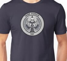 Task Force 141 Patch Unisex T-Shirt