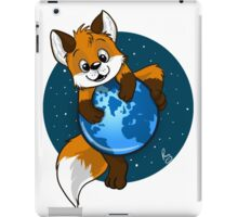 Cute Firefox iPad Case/Skin