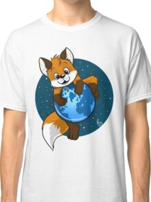 Cute Firefox Classic T-Shirt