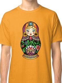 Matryoshka Fortuna  Classic T-Shirt