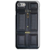 221B - Baker Street iPhone Case/Skin