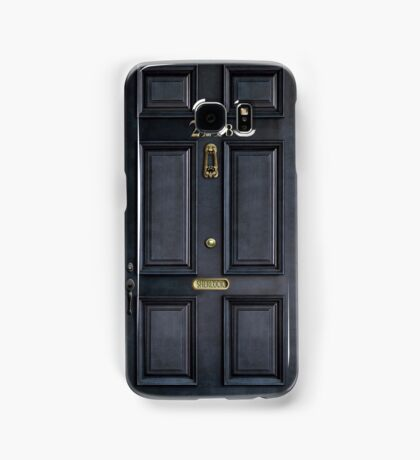 221B - Baker Street Samsung Galaxy Case/Skin
