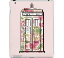 Rose TARDIS iPad Case/Skin